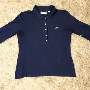 Lacoste Long sleeves Polo Slim Fit
